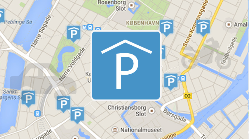 Zonekort københavn Periodekort