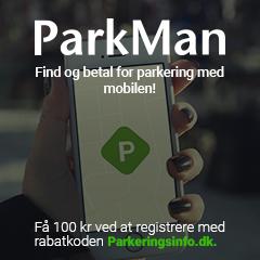 parkering frederiksberg pris
