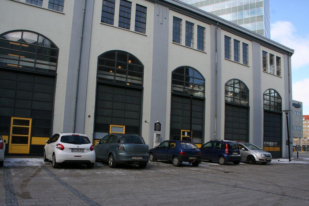 Parkering Dgi Huset Aarhus Parkeringsinfodk
